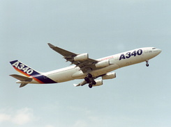 #38 Airbus Industrie - Airbus A340-211 (F-WWBA / 179)