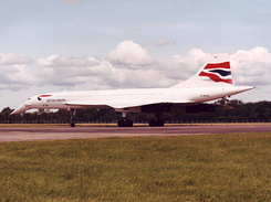 #53 British Airways - Aerospatiale-BAC Concorde 102 (G-BOAE)