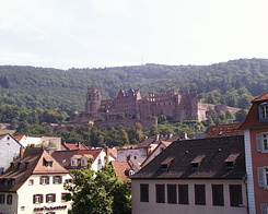 #59 Heidelberg Castle (Germany)