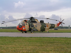 #171 Belgian Air Component - Westland WS-61 Sea King Mk.48 (RS04)