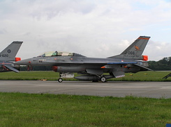 #187 RNLAF - General Dynamics F-16BM Fighting Falcon (J-066)