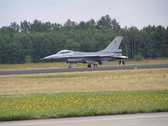 #213 Belgian Air Component - General Dynamics F-16AM (FA-118)