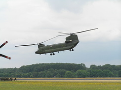 #223 Royal Netherlands Air Force - Boeing CH-47D Chinook (D-104)