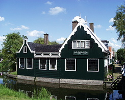 #247 Zaanse Houses at Zaanse Schans (Holland)