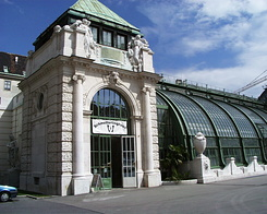 #279 Schmetterlinghaus (Imperial Butterfly House) - Vienna (Austria)