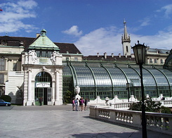 #280 Schmetterlinghaus (Imperial Butterfly House) - Vienna (Austria)