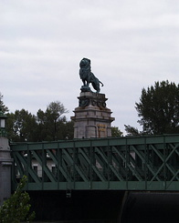 #285 Schemerlbrücke (Schemerl Bridge) - Vienna (Austria)