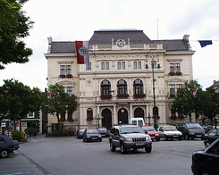 #289 District Commission building - Tulln (Austria)