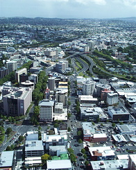 #376 View from Sky Tower - Auckland (New Zealand)