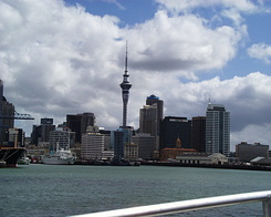 #379 Auckland Skyline (New Zealand)