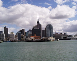 #380 Auckland Skyline (New Zealand)