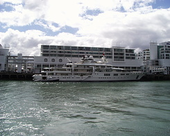 #381 Motor Yacht Tatoosh - Auckland (New Zealand)