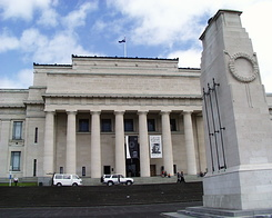 #411 Auckland War Memorial Museum (New Zealand)