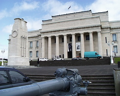 #412 Auckland War Memorial Museum (New Zealand)