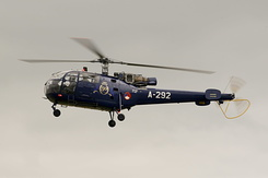 #439 Royal Netherlands Air Force - Sud SA-316B Alouette III (A-292)