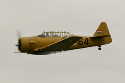 #447 SKHV - Noorduyn AT-16ND Harvard IIb (PH-LSK / B-64)