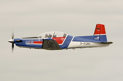 #457 EIS Aircraft (Defense Services) - Pilatus PC-9B (D-FCMT)