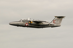 #459 Austrian Air Force - Saab 105OE (RE-25 / Red E)