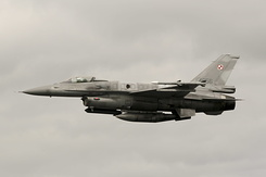#464 Polish Air Force - Lockheed Martin F-16CJ Fighting Falcon (4056)