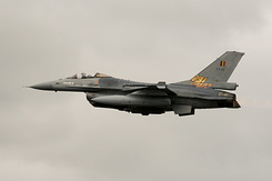 #470 Belgian Air Component - General Dynamics F-16AM (FA-119)