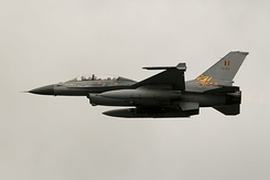 #471 Belgian Air Component - General Dynamics F-16BM (FB-23)