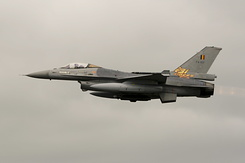 #472 Belgian Air Component - General Dynamics F-16AM (FA-107)