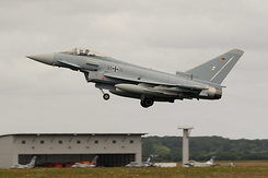 #493 German Air Force - Eurofighter EF-2000 Typhoon S (31+11)