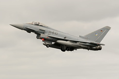 #494 German Air Force - Eurofighter EF-2000 Typhoon S (30+62)