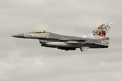 #512 Royal Netherlands Air Force - General Dynamics F-16AM (J-003)