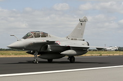 #528 French Air Force - Dassault Rafale B (341 / 113-FH)