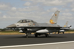 #533 Belgian Air Component - General Dynamics F-16BM (FB-23)