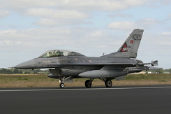 #540 Turkish Air Force - Lockheed Martin F-16DJ Fighting Falcon (94-1560)