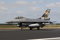 #558 Royal Netherlands Air Force - General Dynamics F-16AM (J-196)