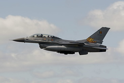 #567 Belgian Air Component - General Dynamics F-16BM (FB-23)