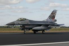 #603 Royal Netherlands Air Force - General Dynamics F-16AM (J-003)