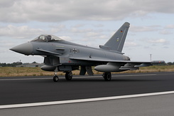 #610 German Air Force - Eurofighter EF-2000 Typhoon S (31+11)
