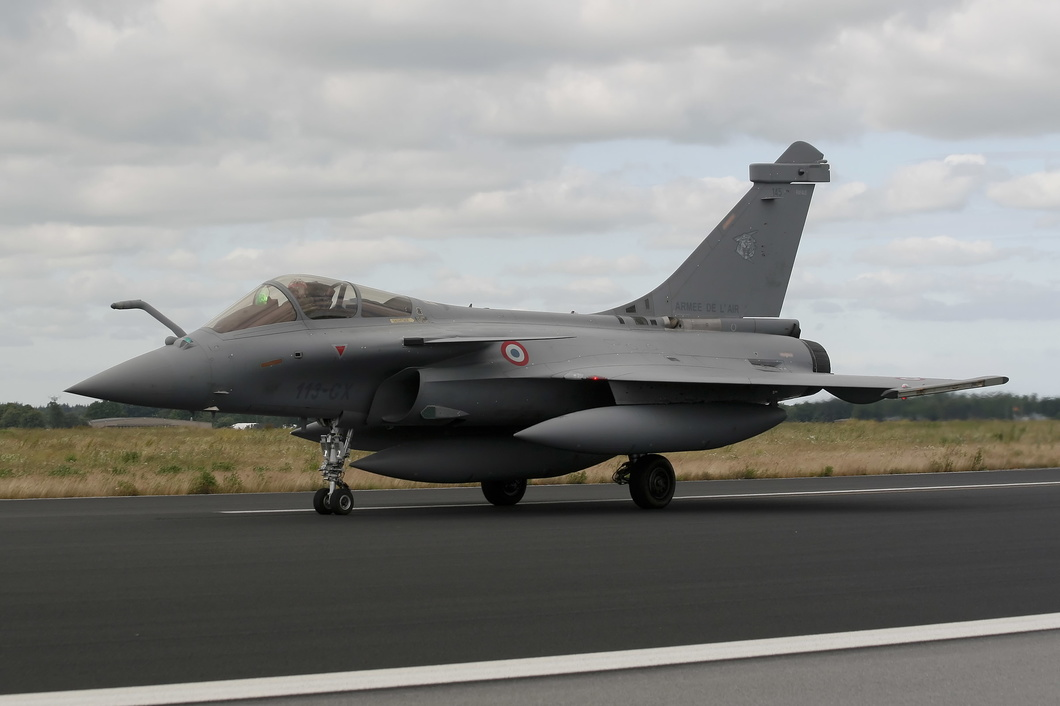 20140623-158 French Air Force - Dassault Rafale C (145 113-GX) Schleswig-Jagel DE.jpg