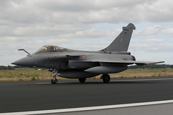 #613 French Air Force - Dassault Rafale C (145 / 113-GX)