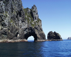 #644 The Hole In The Rock - Bay of Islands Cruise (New Zealand)