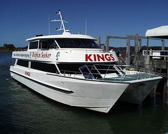#646 Kings Boats Bay of Islands Cruise - Paihia (New Zealand)