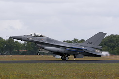 #653 Royal Netherlands Air Force - General Dynamics F-16AM (J-511)