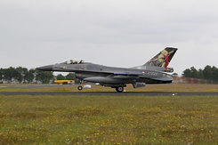 #654 Royal Netherlands Air Force - General Dynamics F-16AM (J-002)