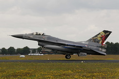 #661 Royal Netherlands Air Force - General Dynamics F-16AM (J-002)
