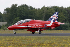 #663 Royal Air Force (Red Arrows) - British Aerospace Hawk T1A (XX319)