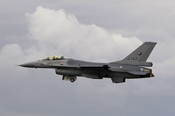 #675 Royal Netherlands Air Force - General Dynamics F-16AM (J-142)