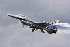 #680 Belgian Air Component - General Dynamics F-16AM (FA-84)