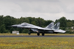 #689 Slovak Air Force - Mikoyan-Gurevich MiG-29AS Fulcrum (0921)