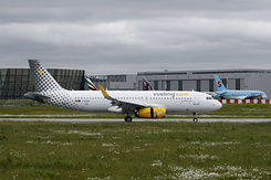 #745 Vueling Airlines - Airbus A320-232SL (D-AXAX / EC-MBT / MSN 6128)