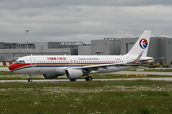 #762 China Eastern Airlines - Airbus A320-214SL (B-1836 / MSN 6111)
