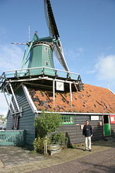 #882 Matthijs at Mustard Mill De Huisman - Zaanse Schans (Holland)